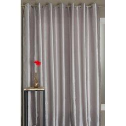 Extra Breiter Klassischer Vorhang 290 x 250 cm in Satin-Optik