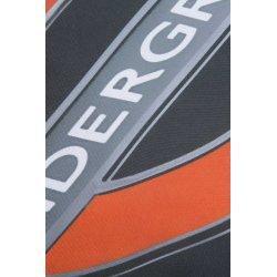 Coussin Imprimé Motif Icone de Metro Londres