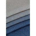 Vorhang-Paar für Hohe Fenster 140 x 280 cm Abgestufter Farbverlauf